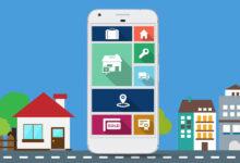 real estate mobile application