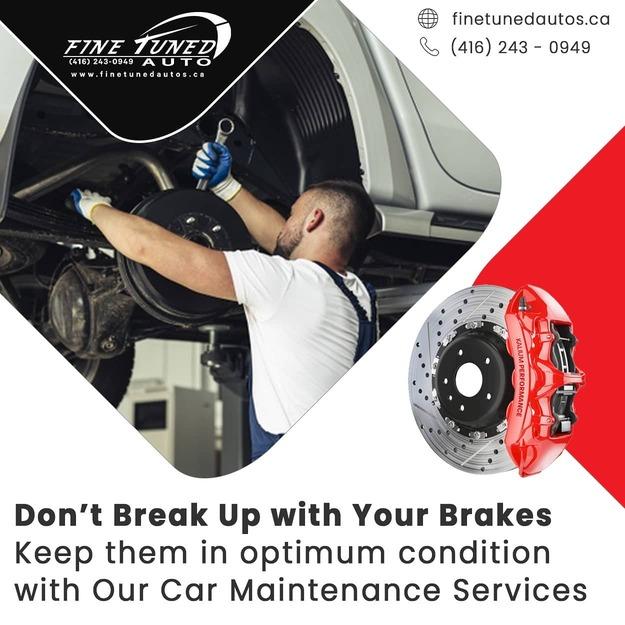 car brakes services